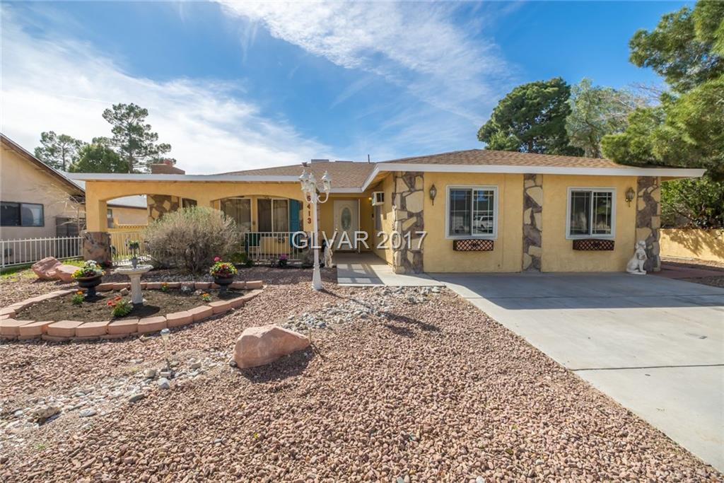 5413 AVENIDA VAQUERO, Las Vegas, NV 89108