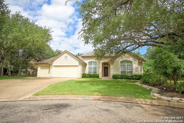7415 MELLOW RDG, Fair Oaks Ranch, TX 78015