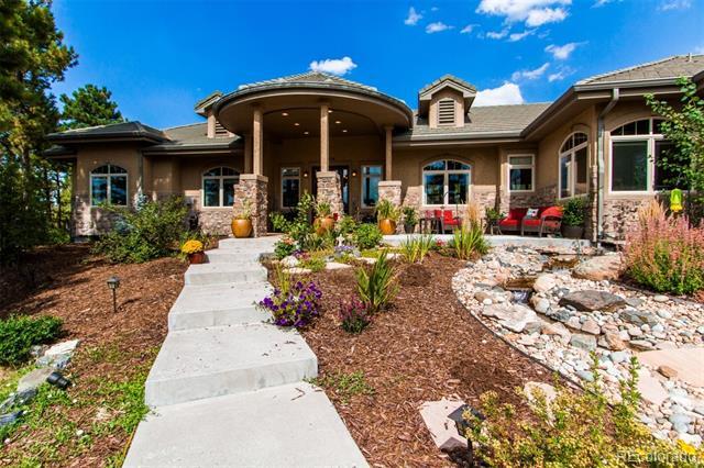 4604 Tierra Alta Drive, Castle Rock, CO 80104