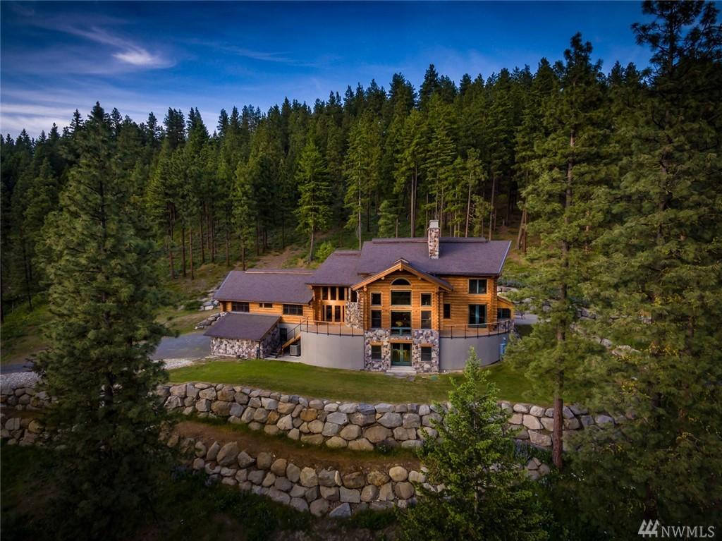 8355 Mountain Home Road, Leavenworth, WA 98826