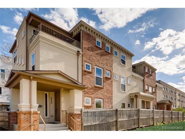 2050 N High Street, Denver, CO 80205