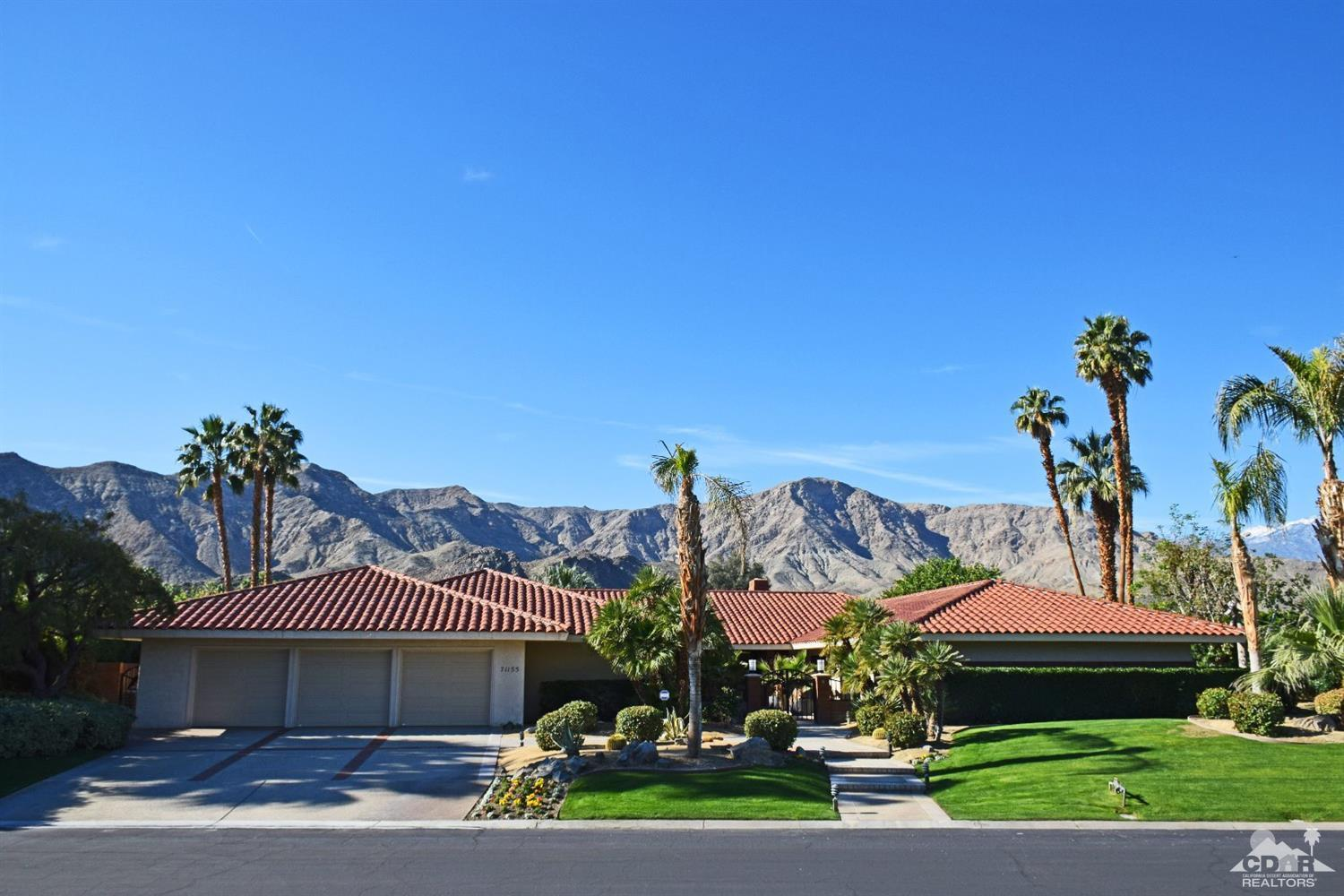 71155 W Thunderbird Terrace, Rancho Mirage, CA 92270