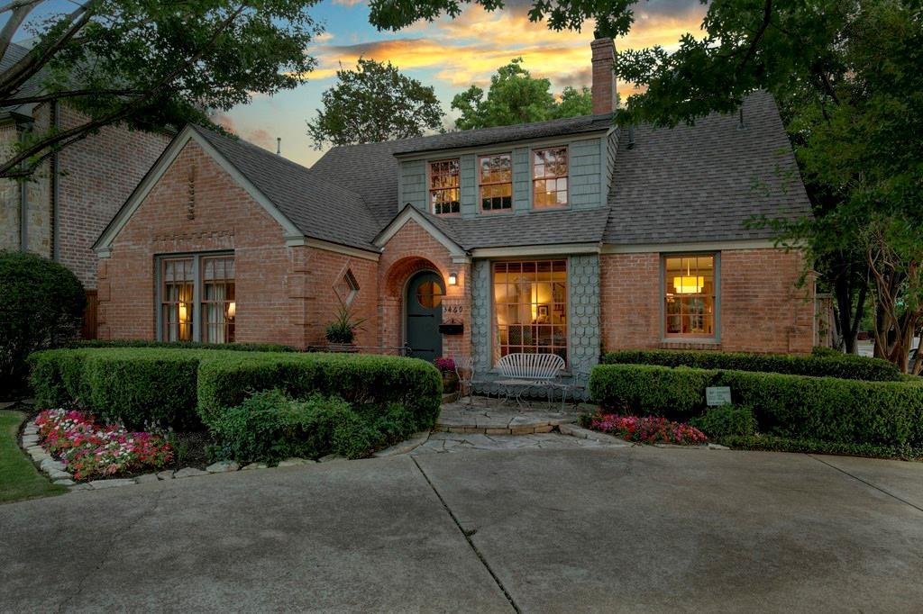 3469 Amherst Avenue, University Park, TX 75225