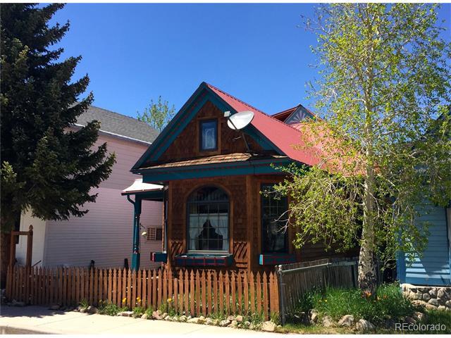 118 E 10th Street, Leadville, CO 80461