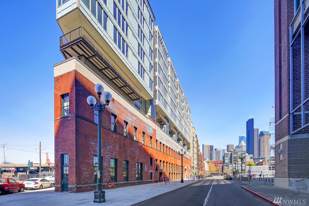 589 Occidental Ave S 801, Seattle, WA 98104