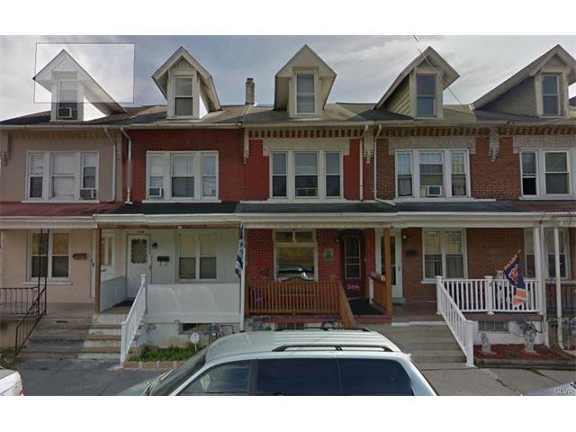1544 W Washington, Allentown City, PA 18102