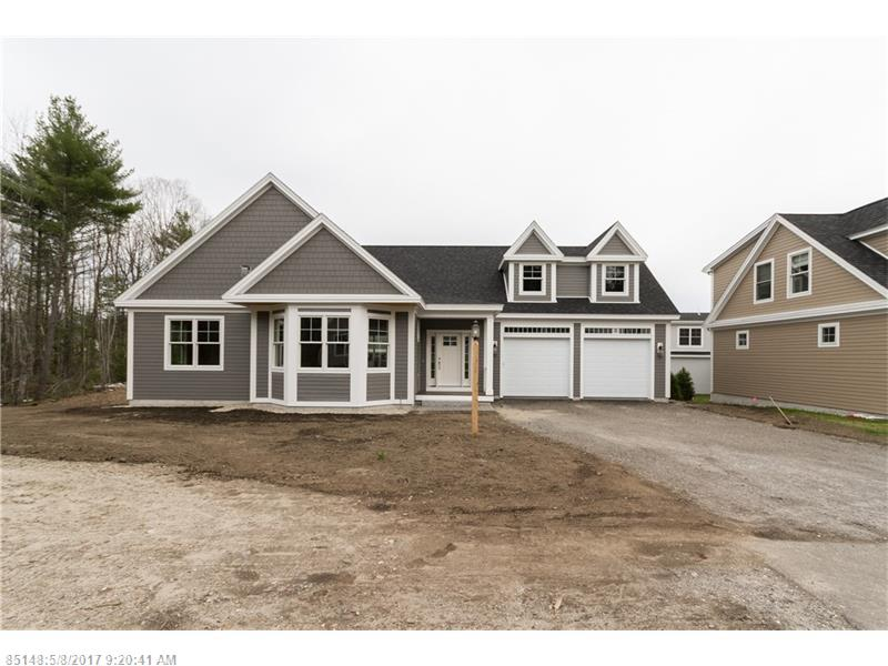 11 Sprucewood LN P3, Falmouth, ME 04105