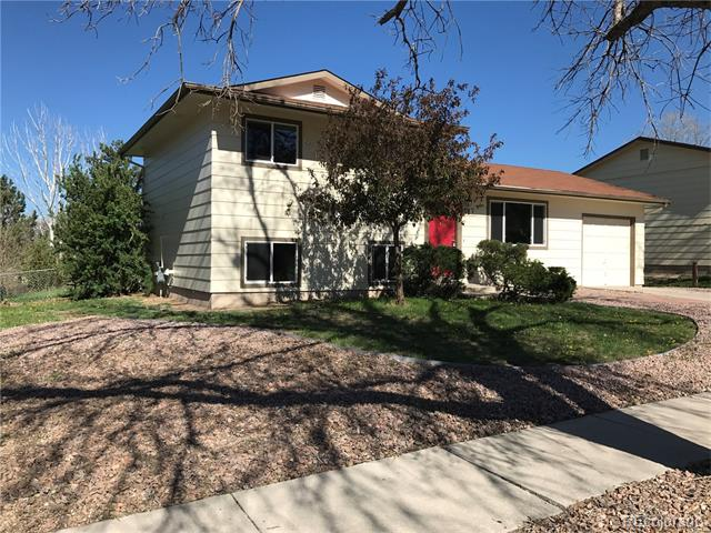 4210 Oro Blanco Drive, Colorado Springs, CO 80917
