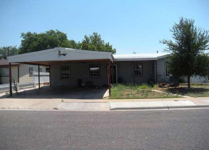 1202 Doran Drive, Andrews, TX 79714