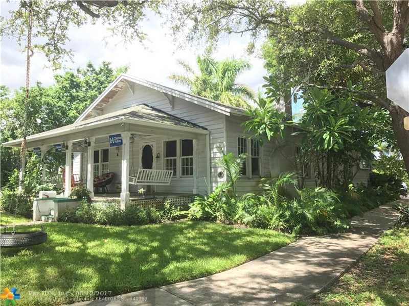 543 N Victoria Park Rd, Fort Lauderdale, FL 33301