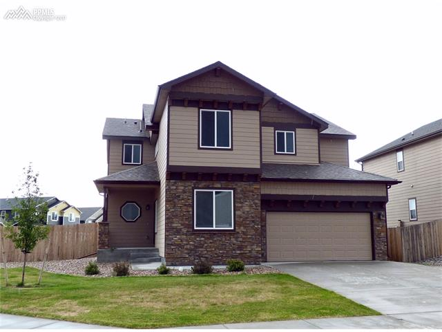 10521 Declaration Drive, Colorado Springs, CO 80925