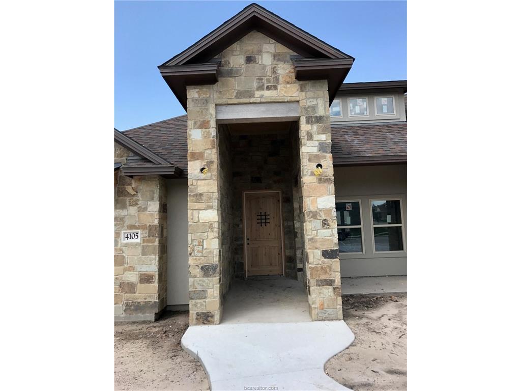 4105 Downton Abbey Drive, College Station, TX 77845