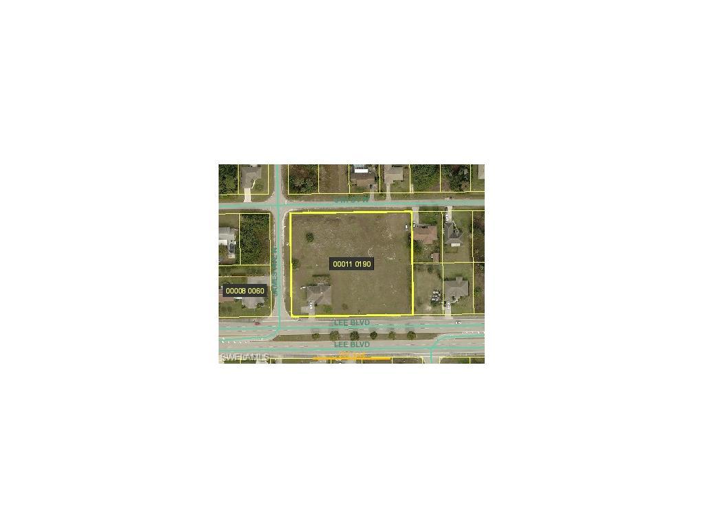 4716 Lee BLVD, LEHIGH ACRES, FL 33971