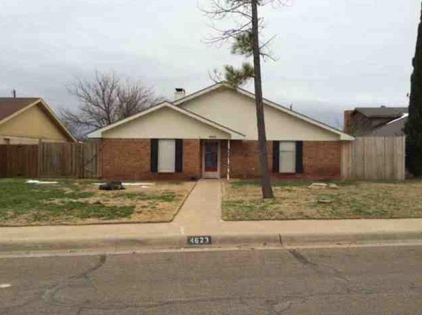 4623 Pleasant Drive, Midland, TX 79703