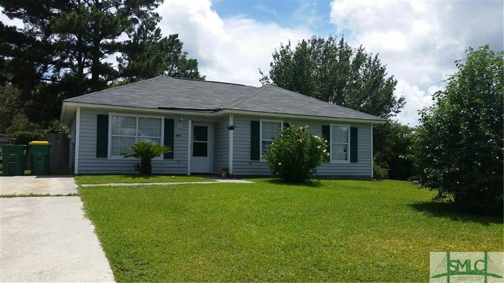 900 Piercefield Drive, Richmond Hill, GA 31324
