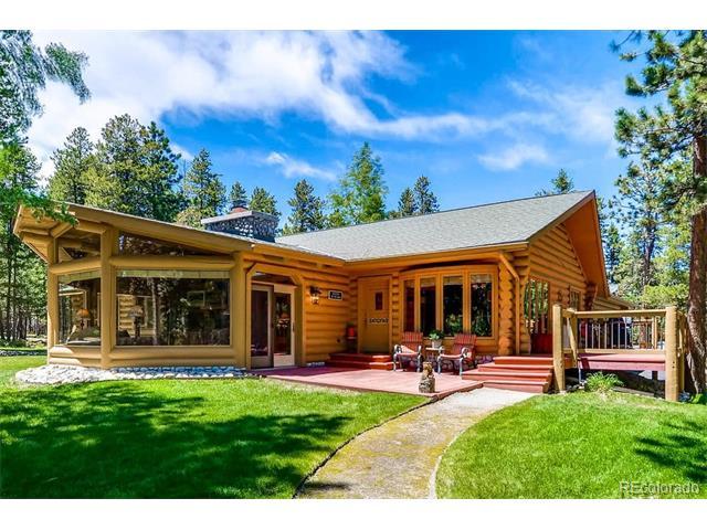 23550 Pleasant Park Road, Conifer, CO 80433