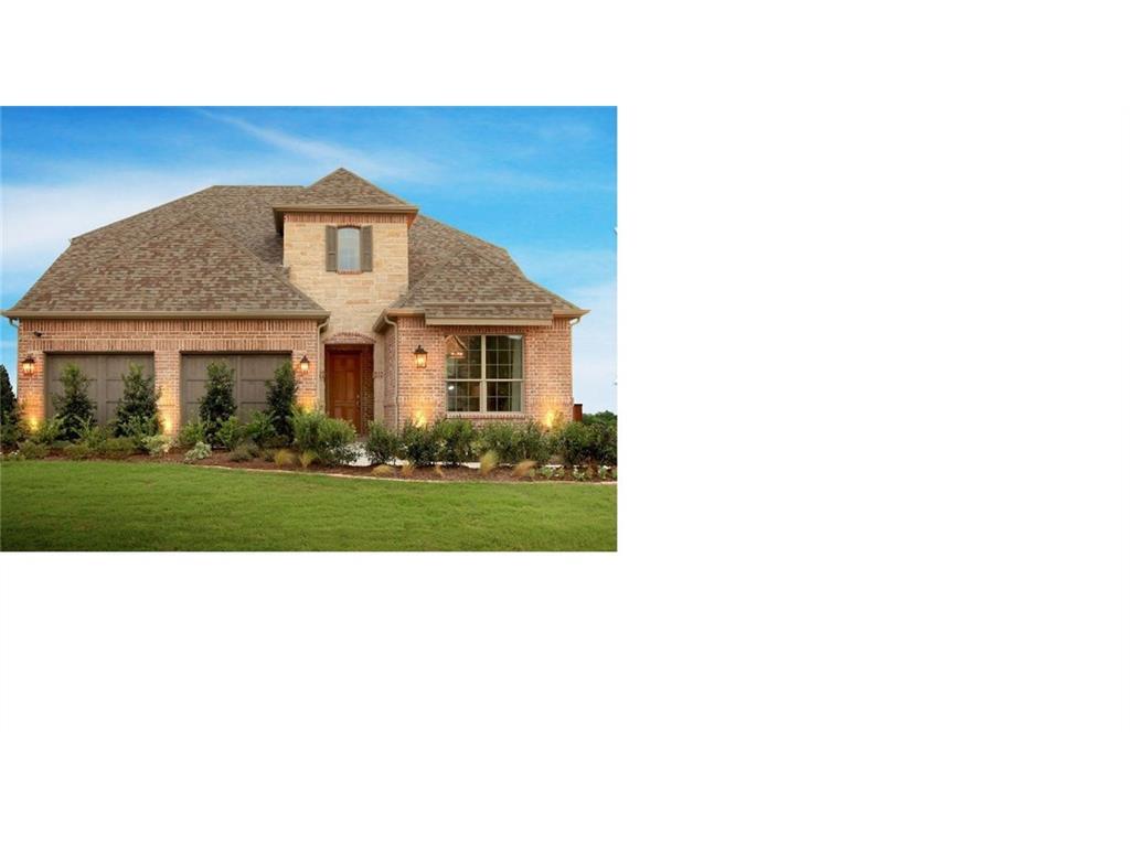 3021 Bold Ruler Road, Celina, TX 75009