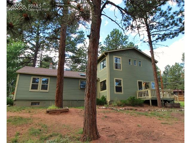 1100 W Browning Avenue, Woodland Park, CO 80863