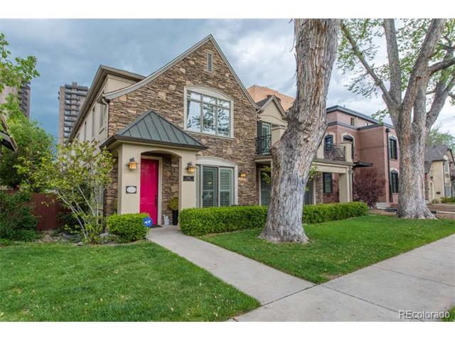 443 S Humboldt Street, Denver, CO 80209