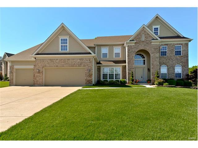 282 Bountiful Pointe Circle, Wildwood, MO 63040