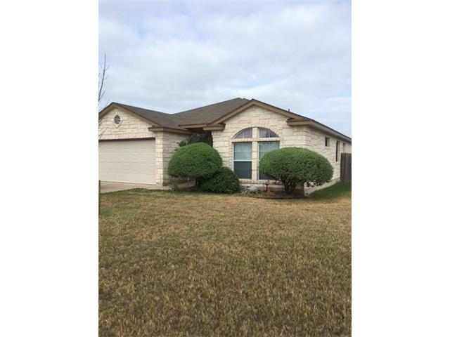 331 Wimberley St, Hutto, TX 78634