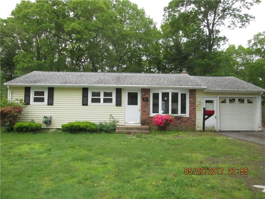 House with green roof coventry - 46 Rawlinson Dr Coventry Ri 02816