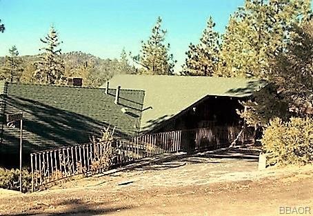 39569 Raccoon Drive, Fawnskin, CA 92333
