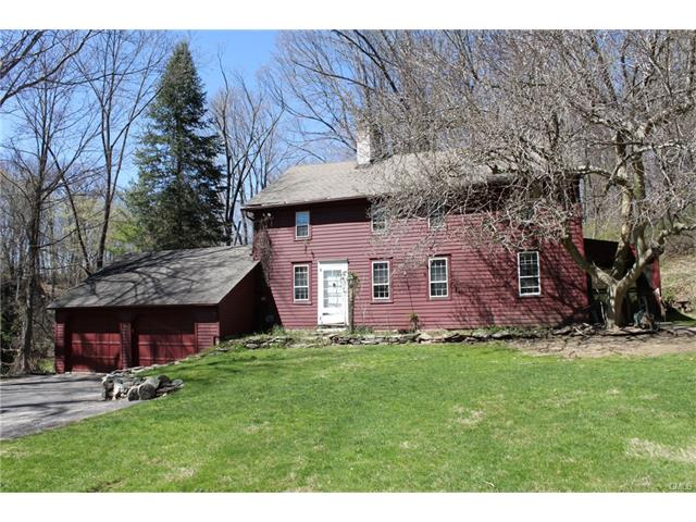 11 Holiday Point Road, Sherman, CT 06784