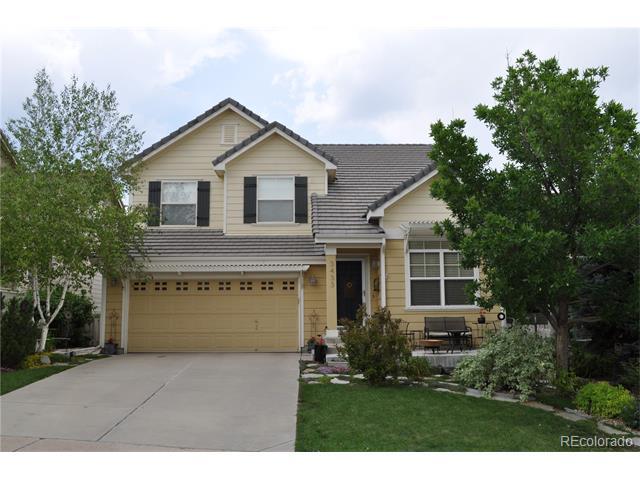 3433 Brushwood Drive, Castle Rock, CO 80109