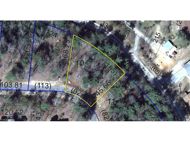 Beautiful .50 acre lot located in Solomons Cove. Natural setting with common area stream. City Water/Utilities available. Expired 3 bdrm Septic permit. Convenient location - Close to Downtown Historic Hendersonville.