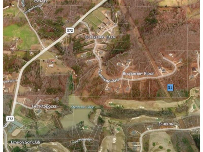 Lot 31 Townsend Pass, Alpharetta, GA 30004