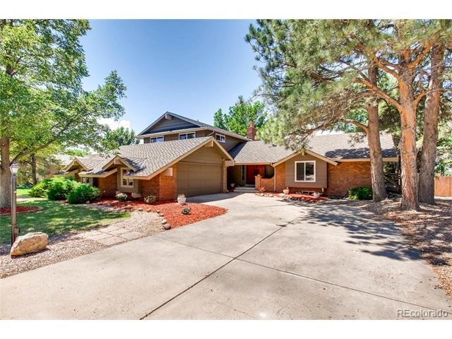 6543 S Heritage Place, Centennial, CO 80111