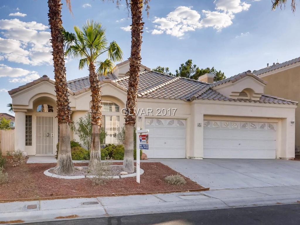 9321 SIENNA RIDGE Drive, Las Vegas, NV 89117