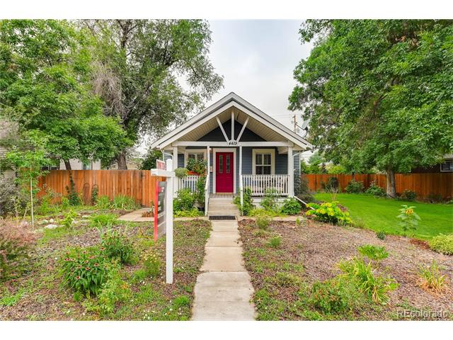 4419 S Lincoln Street, Englewood, CO 80113