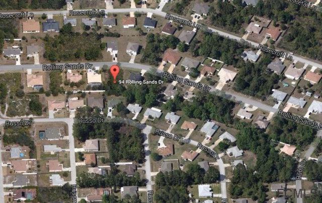 94 Rolling Sands Drive, Palm Coast, FL 32164