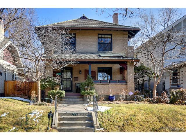 772 Franklin Street, Denver, CO 80218