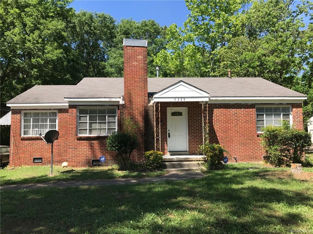 3552 S Perry Street, Montgomery, AL 36105
