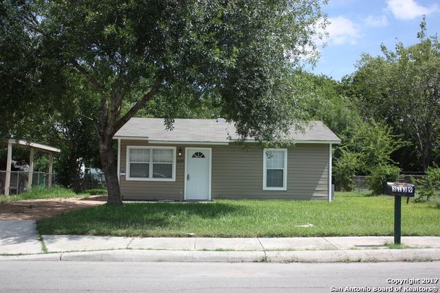 3139 OWASSO ST, San Antonio, TX 78211