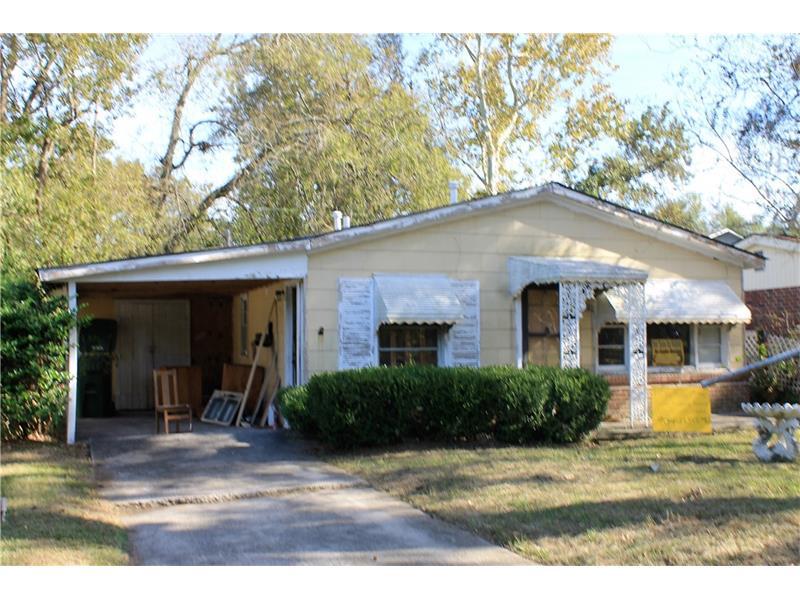 908 Carroll, Savannah, GA 31415