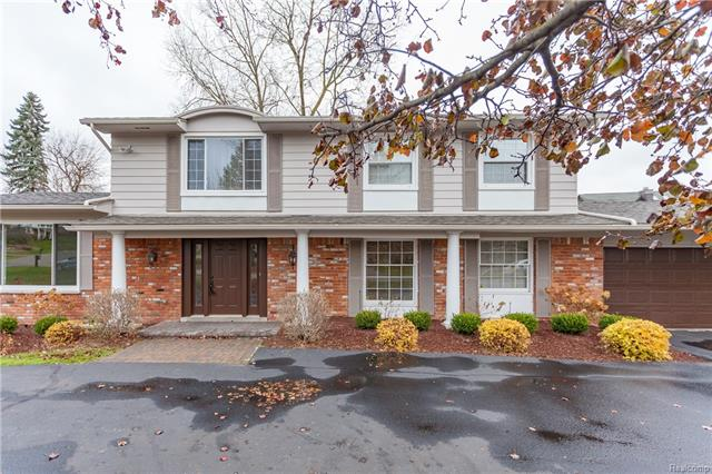 3020 WOODLAND RIDGE, West Bloomfield Twp, MI 48323