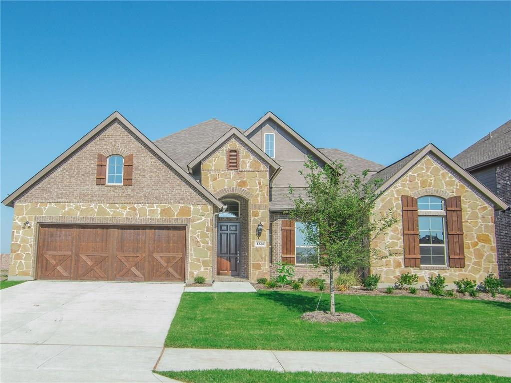 1324 Torrent Drive, Little Elm, TX 75068
