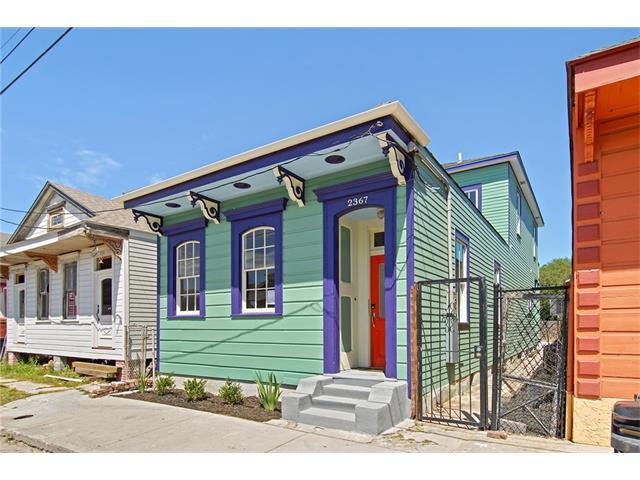 2367 N VILLERE Street, New Orleans, LA 70117