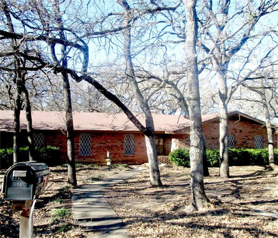 405 Navajo Trail B, Hamilton, TX 76531