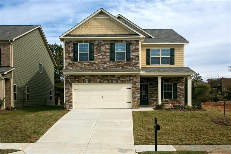 3944 SW Overlook Ridge Lane, Gainesville, GA 30507