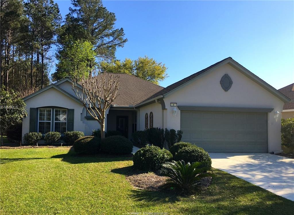 4 Bellavista COURT, Bluffton, SC 29909