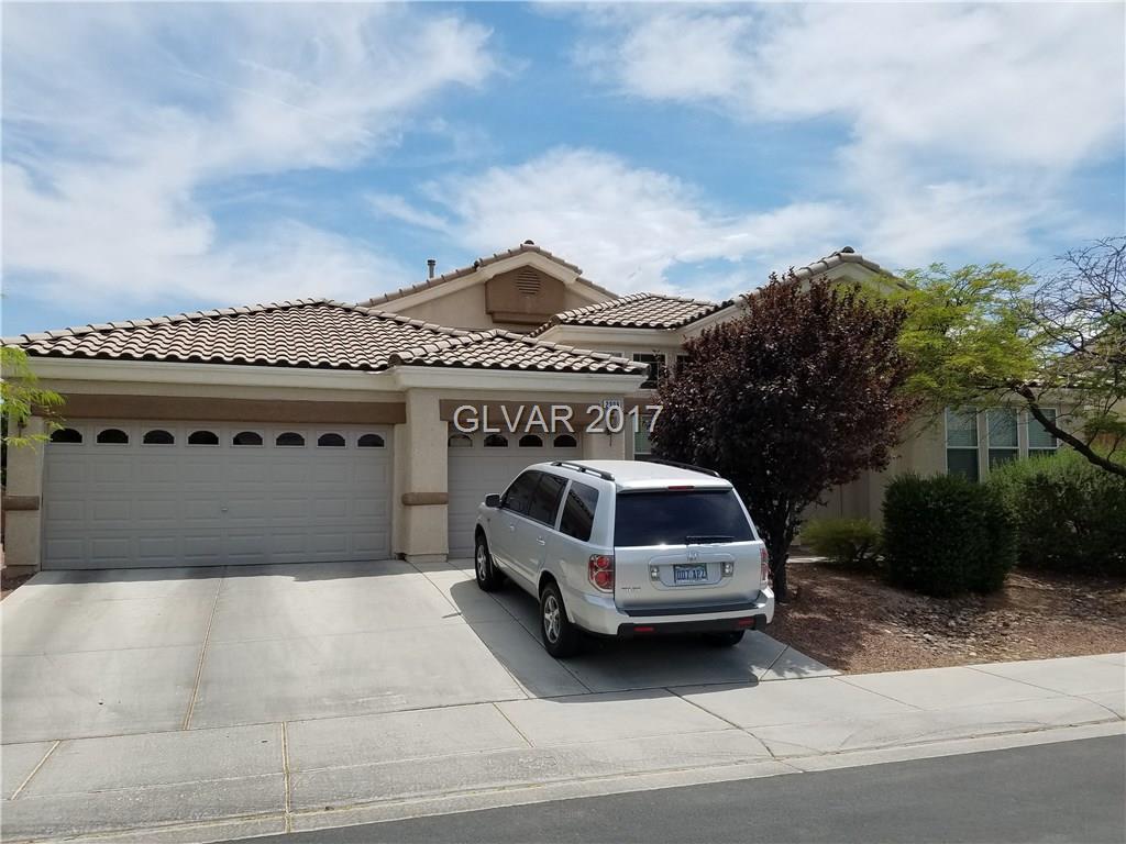 2909 TANAGRINE Drive, North Las Vegas, NV 89084