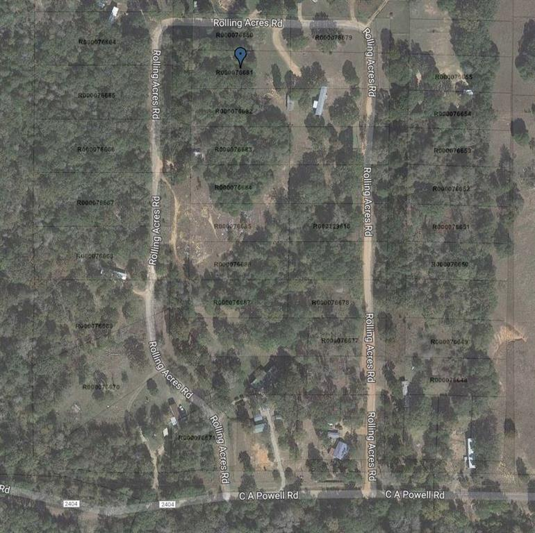 LOT 46 Rolling Acres, Tool, TX 75143