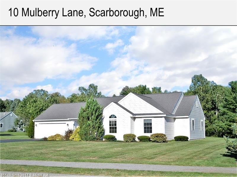 10 Mulberry LN , Scarborough, ME 04074