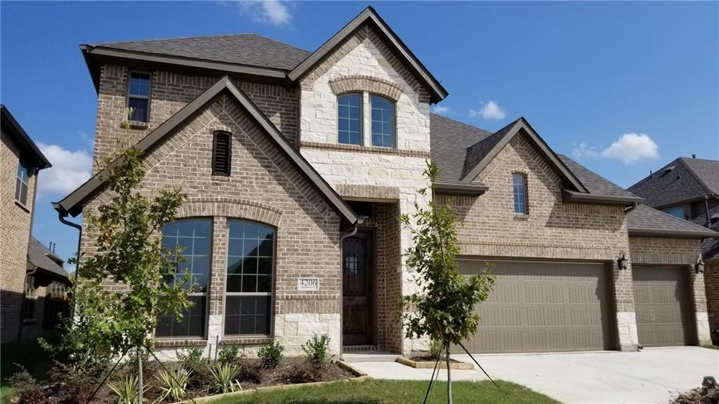 4206 Mimosa Drive, Melissa, TX 75454