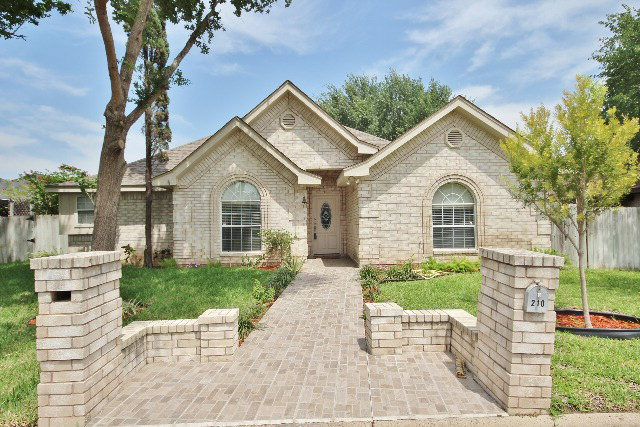 210 Marigold Avenue, McAllen, TX 78501